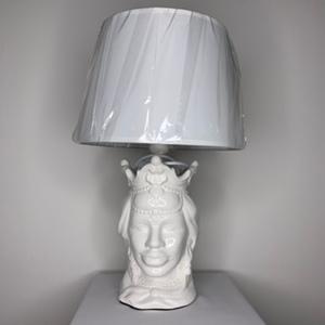 LAMPADA TESTA DI MORO REGINA