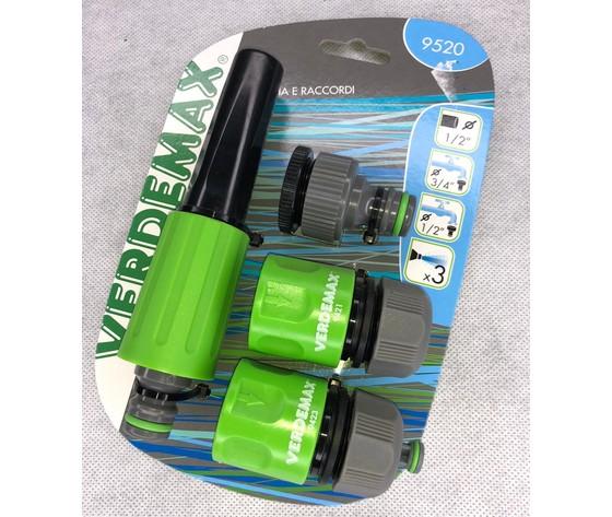 Set lancia e raccordi della verde max cod 9520
