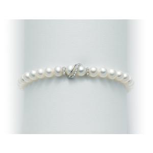 Bracciale Donna di perle Miluna PBR1527