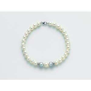 Bracciale di perle Miluna PBR2941