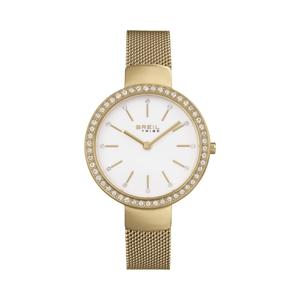 Orologio maglia milano Breil Donna Marlene in acciaio gold EW0483