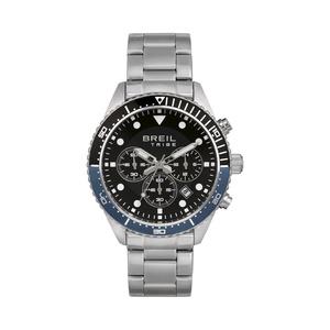 Orologio cronografo da uomo in acciaio Breil Tribe collezione Sail EW0485