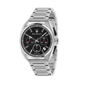 Orologio uomo Maserati Trimarano cronografo in acciaio R8873632003