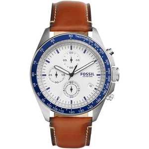 Orologio Cronografo Uomo Fossil in pelle Sport 54 CH3029 (offerta)
