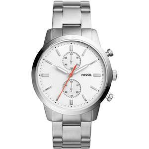 Orologio cronografo uomo Fossil Townsman in acciaio FS5346