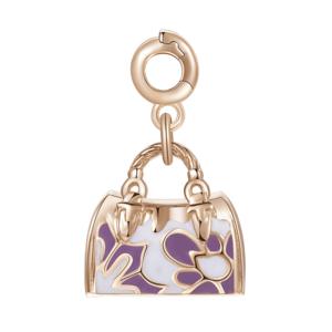 Pendente Donna componibile argento rosa Rosato RZ032