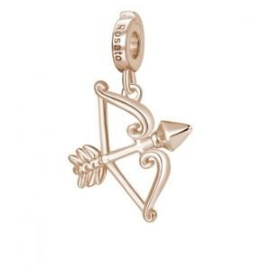 Pendente Donna componibile argento rosa Rosato RZ155
