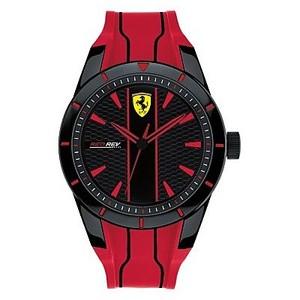 Scuderia Ferrari orologio solo tempo uomo  Rerev  FER0830539