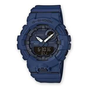 OROLOGIO UOMO RAGAZZO Casio G-Shock GBA-800-2AER blu linea G-Squad