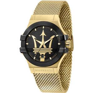 Orologio solo tempo uomo Maserati Potenza  R8853108006