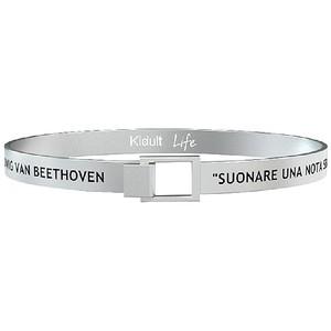 Bracciale uomo Kidult Free Time 731191L -Ludwig Van Beethoven-