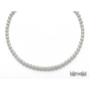 Filo di perle di acqua dolce Miluna Fili Regina PCL4195 mm4,5-5