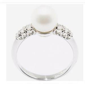 Anello Donna Recarlo con perla Akoia e diamanti  R01MS748/AK0850