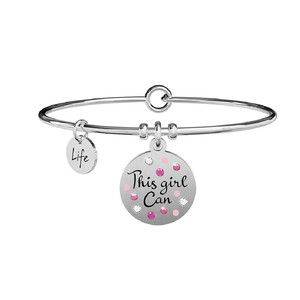 Bracciale Kidult Philosophy  - this girl can- 731894