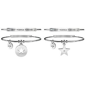 Kidult bracciale donna gioielli Love STELLA/AMICIZIA 231656