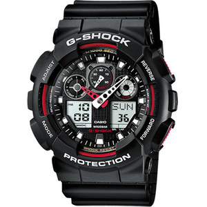 Orologio uomo casio g-shock ga-100-1a4er