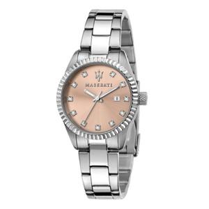 Orologio donna in acciaio Maserati Competizione R8853100509