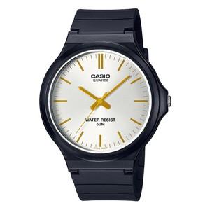 Orologio Casio Collection uomo MW-240-7E3VEF in silicone