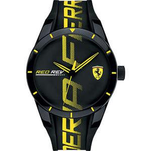 orologio solo tempo uomo Scuderia Ferrari Redrev FER0830615