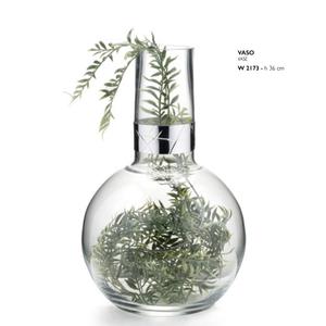 Vaso decorativo  sovrani W2173 altezza  36 cm