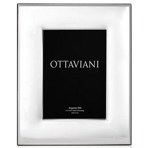 """Portafoto Ottaviani """"specchio"""" in silver 18x24 articolo 4001"""