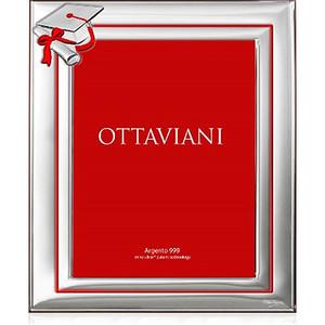 Portafoto Ottaviani Linea Miro Silver Collezione Per La Tua Laurea articolo 5000