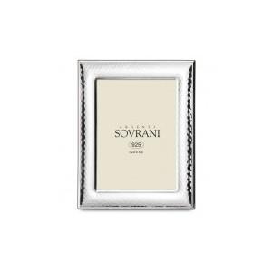 Cornice Sovrani in argento 925 misura 13x18