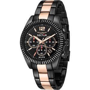 orologio cronografo uomo Sector 240