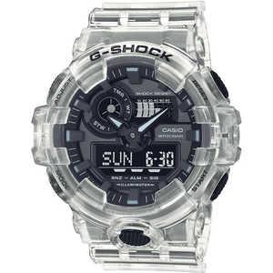 Orologio multifunzione uomo Casio G-Shock Skeleton GA-700SKE-7AER