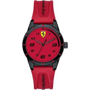 Orologio solo tempo uomo Scuderia Ferrari Redrev  FER0860008
