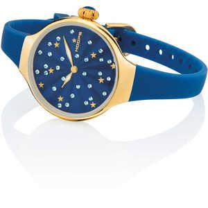 Hoops orologio donna Hoops Nouveau Cherie  5 varianti di colore con cassa dorata