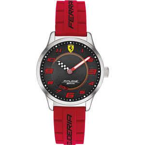 Orologio solo tempo ragazzo Scuderia Ferrari Pitlane FER0860013