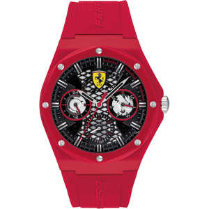 orologio multifunzione uomo Scuderia Ferrari Aspire FER0830786