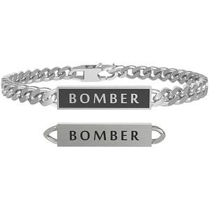 Bracciale Uomo Kidult Free Time Bomber 731801
