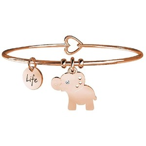 Bracciale Donna Kidult Animal Planet elefante | forza interiore 731016