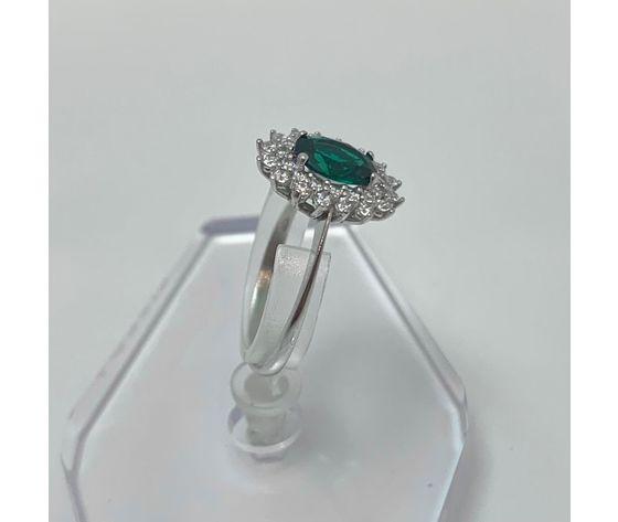 Anello smeraldo 1
