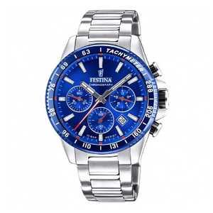 Orologio uomo in acciaio Festina Timeless cronografo F20560/3