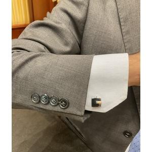 Gemelli da camicia uomo in acciaio Cesare Paciotti 4us diverse varianti