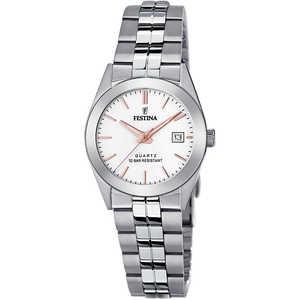 orologio solo tempo donna Festina Classics  F20438/A