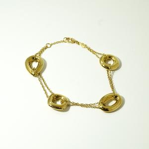 Bracciale donna in oro 18 kt  collezione Labriola oro art. 4247/G