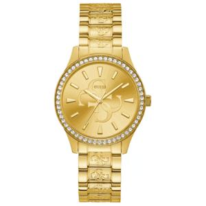 Orologio Donna Guess in acciaio dorato W1280L2