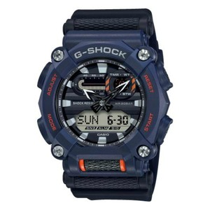 Orologio G-Shock UOMO blu e nero  GA-900-2AER Heavy duty