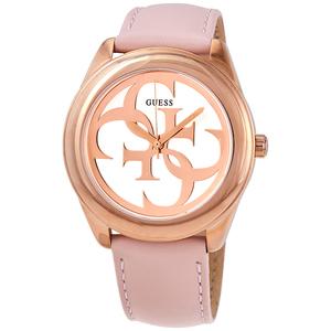 Guess orologio solo tempo donna con cinturino in pelle G Twist W0895L6