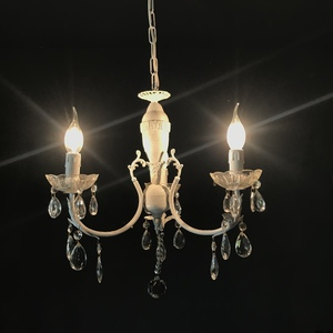 SmALL SWAR CHANDELIER