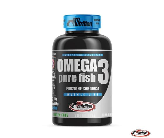 Pure omega 3 80 soft gel