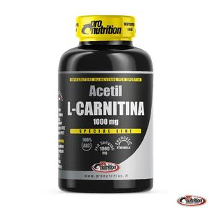 ACETIL L-CARNITINA 1000 MG