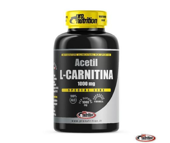 Acetilcarnitina 60 cps 1 g