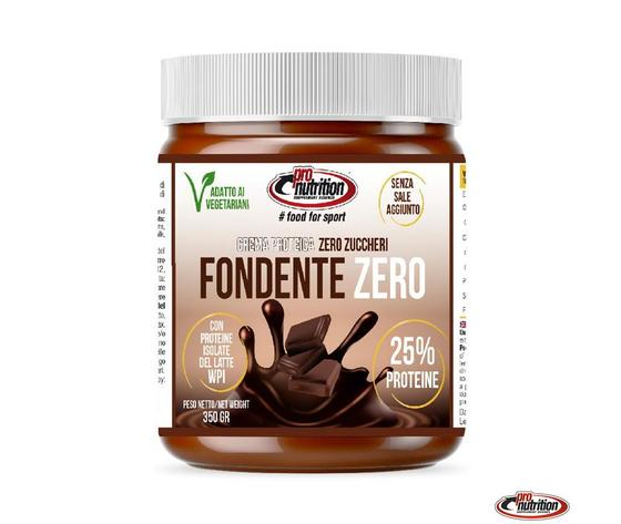 Fondente zero 350g cioccolato fondente