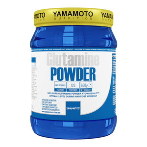 Glutamine POWDER Kyowa® Quality 600 gr