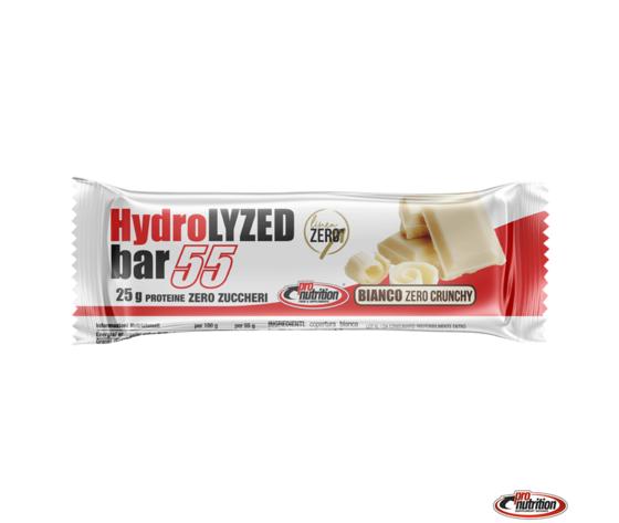 Hydrolized 55 bianco cruncky barr 55g